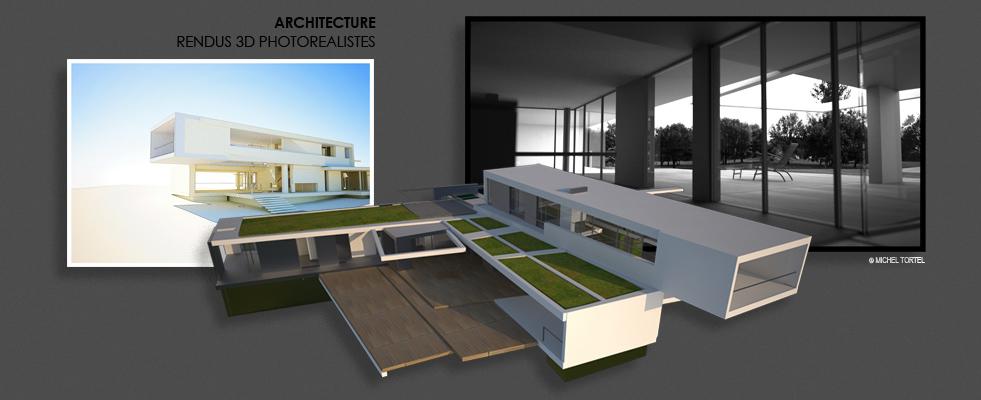 Architecture 3d 3d graphic design3d graphic design for Architecte 3d rendu
