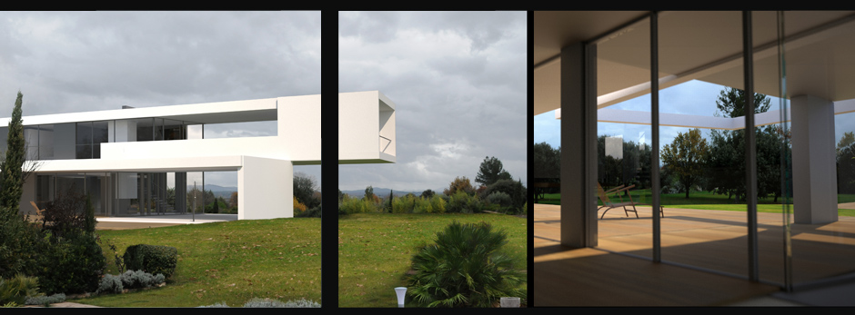 rendu architecture 3d