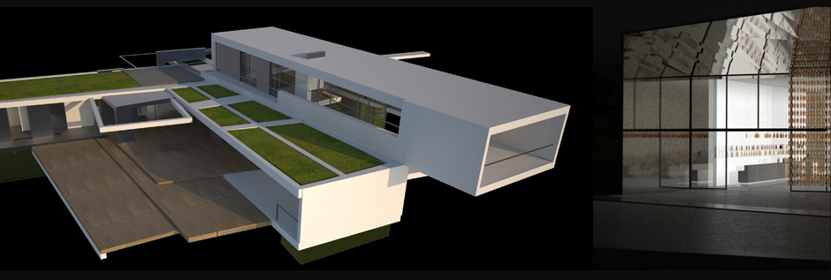 3d rendering architect