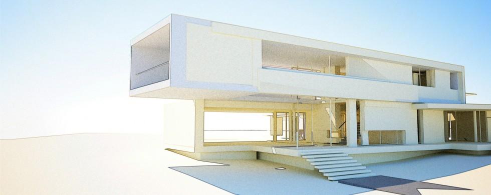 villa 3d archi