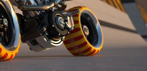 moto 3d design