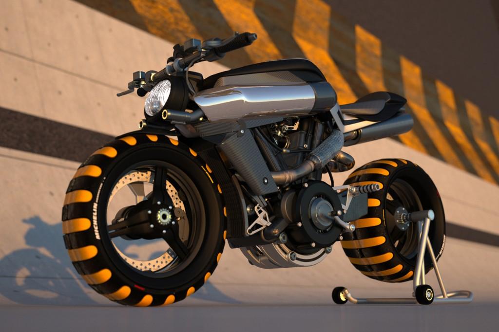 moto concept-bike