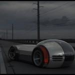 RDST Roadster design