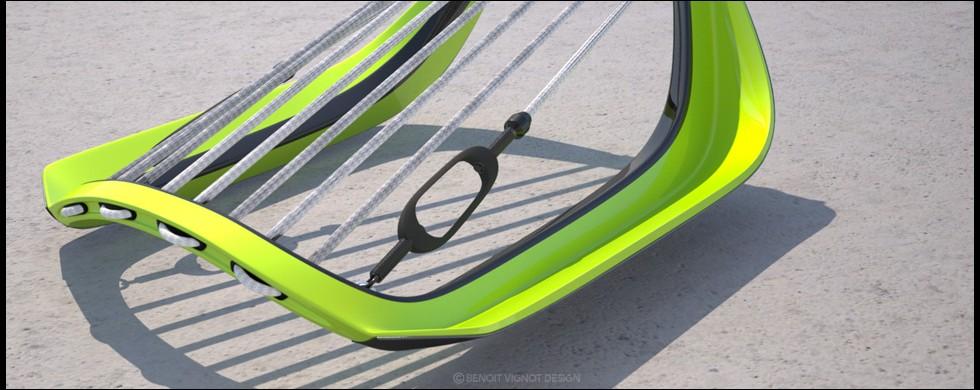 luge design concept