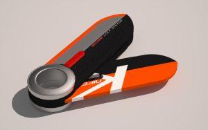 couteau design 3D
