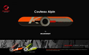 alpine design knife